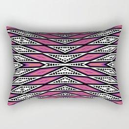 ZigZag Tribal Energy Rectangular Pillow