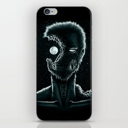 Eye of the Living Dead iPhone Skin
