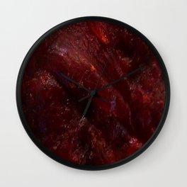 Darken Jerky Wall Clock