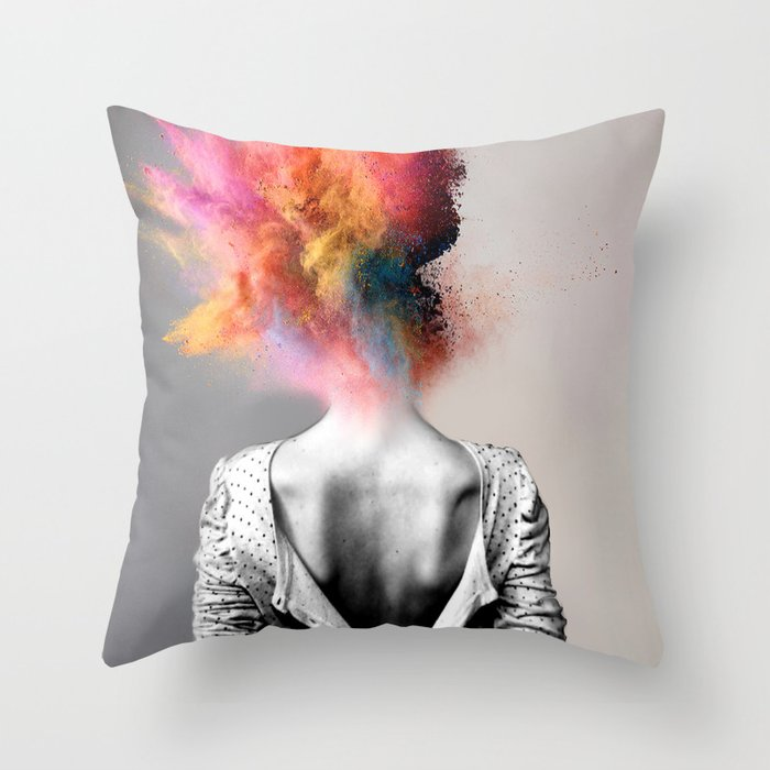 a certain kind of magic Throw Pillow