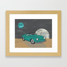 What is Turquoise? Framed Art Print