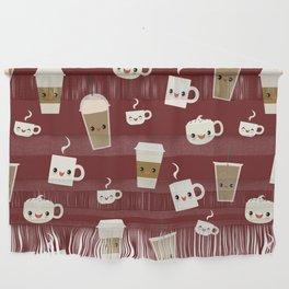 Coffee Break Wall Hanging