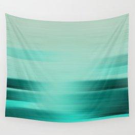 """""""Abstract Ocean Porstroke (Pattern)"""" Wall Tapestry"""