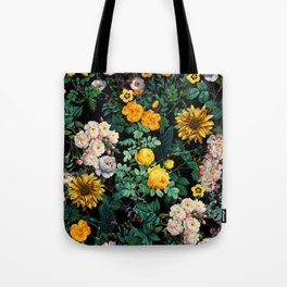 Midnight Garden XX Tote Bag