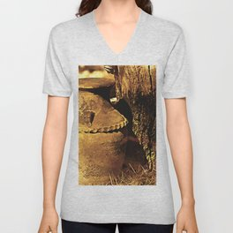 Ancient Jar Unisex V-Neck