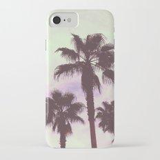 Palm Trees Over Vegas iPhone 8 Slim Case