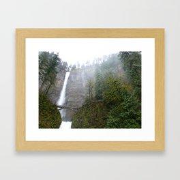 Mystic Multnomah Framed Art Print