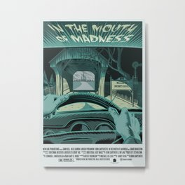 In The Mouth Of Madness Metal Print