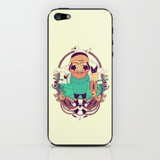 Fisherman iPhone & iPod Skin