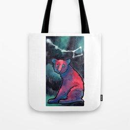 Constellation Ursa Minor Tote Bag