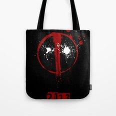 Deadpool. Tote Bag