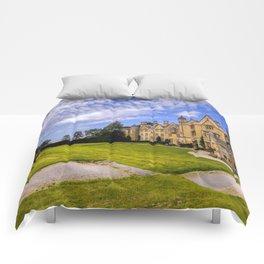 Landscaped Architecture.  Comforters