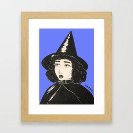 brujita Framed Art Print