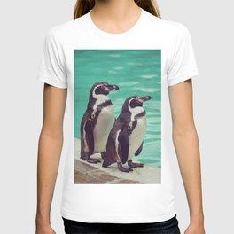 Penguin Birds T-shirt