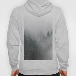 Long Days Ahead - Nature Photography Hoody