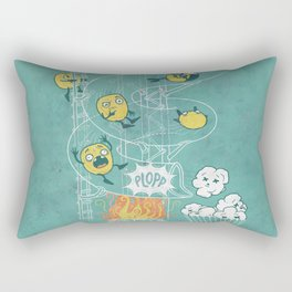 Waterslide Rectangular Pillow