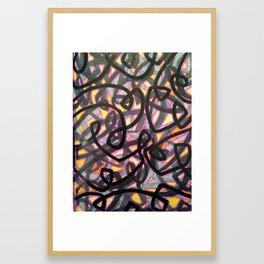 Kinks Framed Art Print