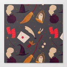 Magic Pattern Canvas Print