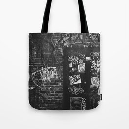 Leave A Message Tote Bag