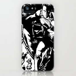Super Steel iPhone Case