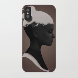 She Just iPhone Case