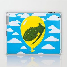 About To Pop Laptop & iPad Skin