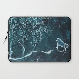 Marble Scenery Laptop Sleeve