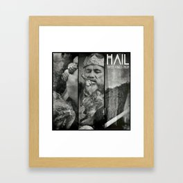 Hail - Three Kings High Framed Art Print