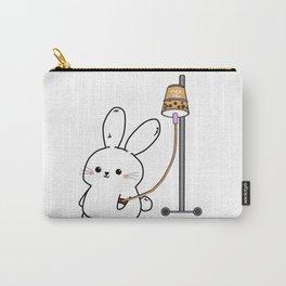 Bubble Tea Bunny Carry-All Pouch