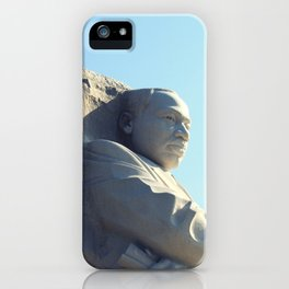 Martin Luther King Junior Memorial iPhone Case