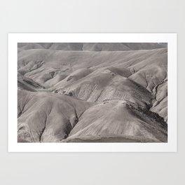 Ladakh 3 Art Print