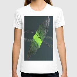 Gravitational Fracture T-shirt