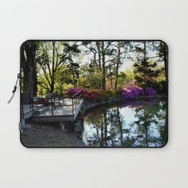 Muscogee (Creek) Nation - Honor Heights Park Azalea Festival, No. 02 of 12 Laptop Sleeve