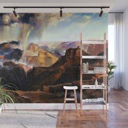 The Chasm of the Colorado by Thomas Moran Wall Mural