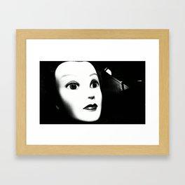 JAWN. Framed Art Print