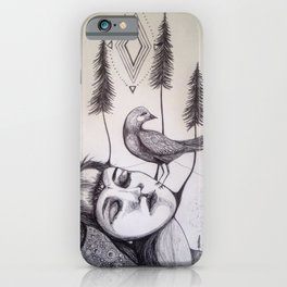 Journeying Home iPhone Case