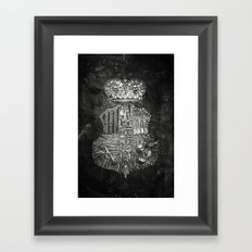 Once Were Warriors Framed Art Print