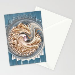Some Other Mandala 405 Spin-off 3 Stationery Cards