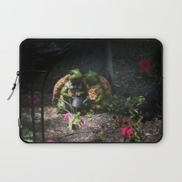 Together through thick and thin Laptop Sleeve