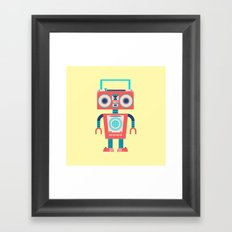 @robby Framed Art Print