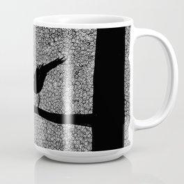 Two Crows, scan  Coffee Mug