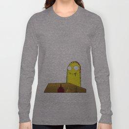 Slippery Stair Long Sleeve T-shirt