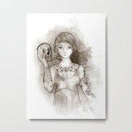 Mi propia alma Metal Print