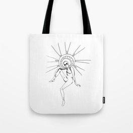 Sunhead Tote Bag