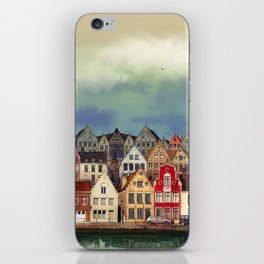 House, Bruges, Belgium iPhone Skin
