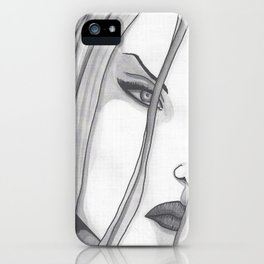 Poison Ivy (Dr. Isley) iPhone Case