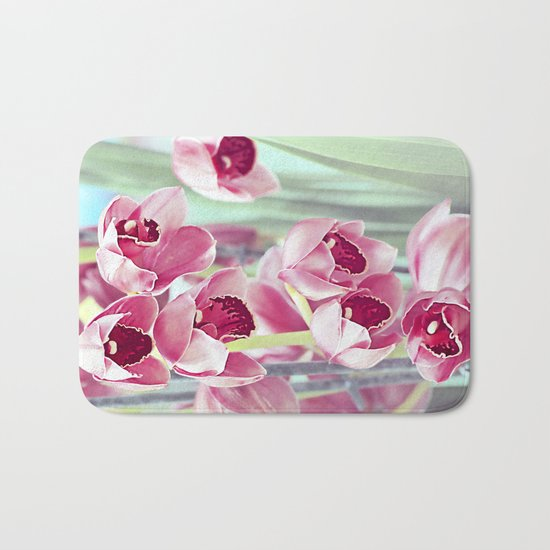 The mystery of orchid (7). Bath Mat