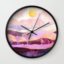 High Noon Wall Clock