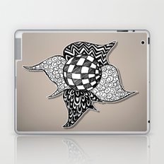Doodle Globe Laptop & iPad Skin
