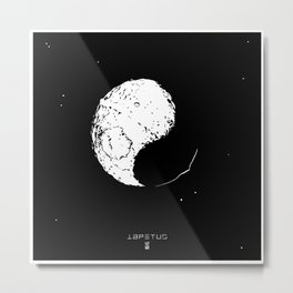 IAPETUS Metal Print